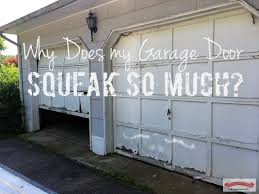 Garage Door Counterbalance Systems by Why Is My Garage Door So Noisy