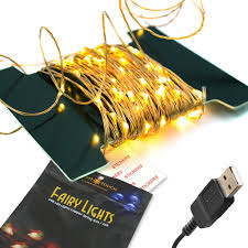 usb office fairy lights 100 starry fairy string led lights indoor outdoor waterproof