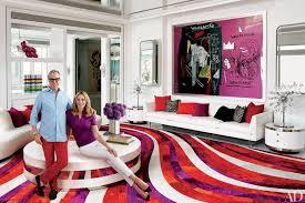 miami home decor home decor theory interior designer and textile designer creates a