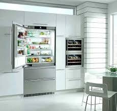 cabinet depth refrigerator lowes lg counter depth refrigerator lowes gallery stainless steel