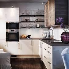 cuisine faktum davaus cuisine ikea faktum abstrakt blanc avec des idées