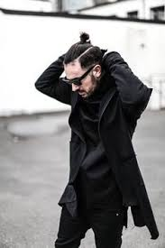 top knot mens hairstyles the undercut bun aka the top knot