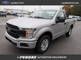 2018 new ford f 150 xl 2wd reg cab 6 5 u0027 box at landers ford