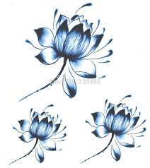best 25 blue lotus tattoo ideas on pinterest lotus tattoo