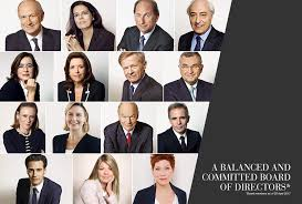 the board of directors composition and members l oréal