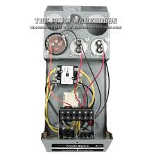 franklin electric deluxe control box 5 hp 230v
