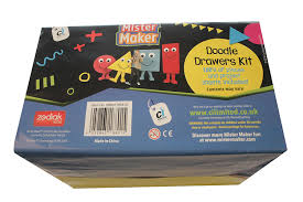 mister maker doodle drawers bumper craft kit creativity