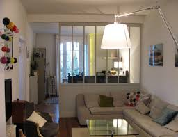 cloison vitree cuisine cloison vitrée bois meubles et boiseries