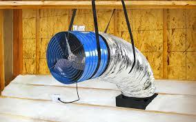 silent whole house fan quiet cool qc 2250 whole house fan