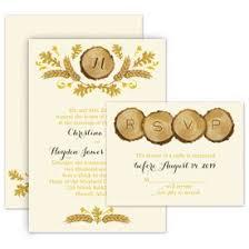 Rustic Wedding Invites Rustic Wedding Invitations Ann U0027s Bridal Bargains