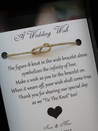 a wedding wish wedding favors your guests will the mackey housethe mackey house