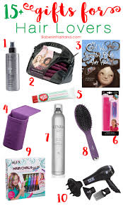 the hair lover u0027s ultimate gift guide christmas gift ideas for