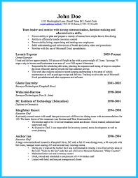 Resume Sample Kitchen Staff by Outstanding Keys To Make Most Attractive Business Owner Resume