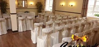 Wedding Chair Sash Wedding Chair Cover Hire Essex London Kent Hertfordshire