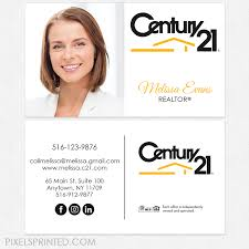 Century 21 Business Cards Century 21 Business Cards Century 21 Cards Realtor Business