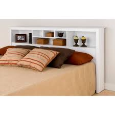 Headboard King Bed Prepac Manufacturing King Size Bookcase Headboard Walmart
