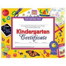 kindergarten certificates publishing va701 kindergarten certificate schoolsin