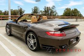porsche 911 turbo awd 2008 porsche 911 turbo awd 2dr convertible in sacramento ca