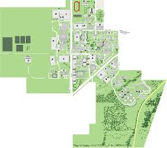 Arizona State University Campus Map by Home Campus Map