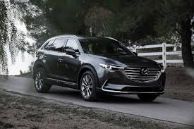 new mazda 2015 2015 laas new mazda cx 9 packs a punch with its new turbocharged