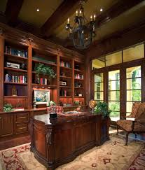 custom built desks home office 28 dreamy home offices with libraries for creative inspiration