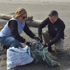 dr sullivan and congressional members meet with marine debris