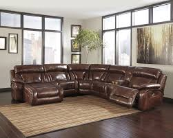 living room sectional sofas with recliner summerlin reclining