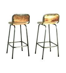chaise bar tabouret industriel reglable tabouret de bar metal industriel chaise