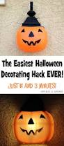 the cheapest u0026 easiest halloween decorations ever jack o u0027lantern