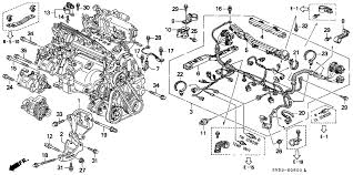 1994 honda engine diagram honda wiring diagram instructions