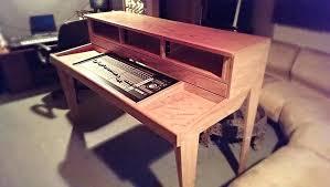 home studio workstation desk recording studio furniture ideas raven recording studio desk project