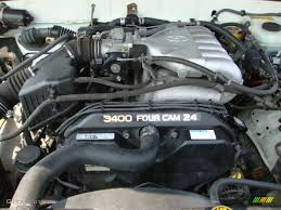 2002 toyota 4runner engine 2002 toyota 4runner sr5 3 4l dohc 24v v6 engine photo 50520148