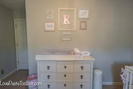 blank gallery wall easy steps to create a nursery gallery wall love pasta and a