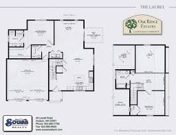Open Loft Floor Plans The Laurel Our Homes