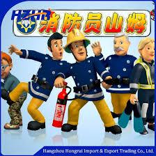 product boy costume cartoon movie fireman sam character
