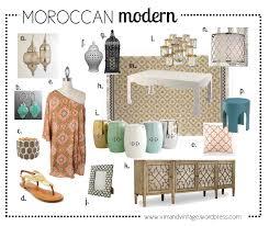 Modern Moroccan Moroccan Modern Vim U0026 Vintage Design Life Style