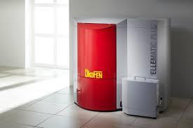 caldaia a pellet per riscaldamento a pavimento caldaia a condensazione a pellet impianti solari termici