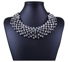 fashion statement collar necklace images Power of a statement necklace stunning affordable pieces on png