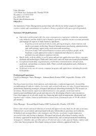 Entry Level Customer Service Resume Objective Objective Resume Customer Service Objective Resume Sales