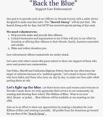 anyone in nevada county looking to build an affordable cabin sized nevada county tea party s back the blue caign includes donating