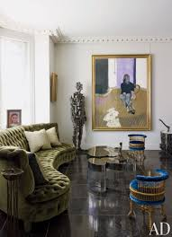 Living Room Furniture London by These Rooms By Jacques Grange Show Off The Designer U0027s Versatility