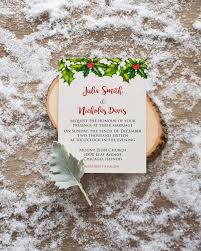 Christmas Wedding Invitations 77 Best Christmas Wedding Invitations Images On Pinterest Winter