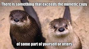 Otter Meme - discourse on the otter