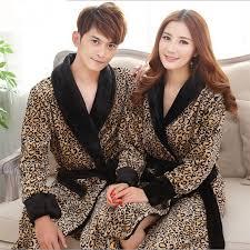 robe de chambre leopard femme leopard amur leopard femme robe de chambre peignoir de nuit
