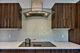 kitchen contemporary glass tile backsplash in kitchen kitchen