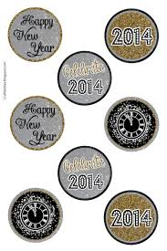 Free Printable Halloween Tags For Gift Bags by 2014 Free Printables Happy New Year Tags U0026 Subway Art