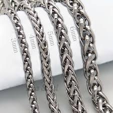titanium curb chain necklace images 52 mens chain necklace men 39 s platinum chains necklaces jpg