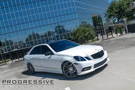 mercedes customized 2013 mercedes e350 projekt progressive autosports