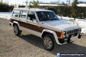 1989 jeep wagoneer limited 25 remarkable jeeps from 1960s 1970s and 1980s