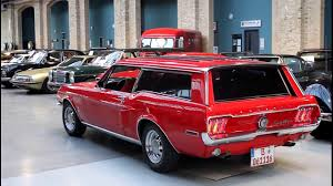 first mustang ever made new mandela effect ford mustang station wagon 1965 1966 youtube